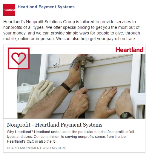 Nonprofit - Heartland Payment Systems