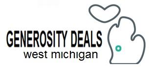 Generosity Deals Logo