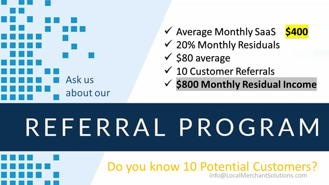 Referral Partner Program